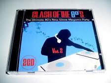 Clash 80's Vol.2 Megamix 2 CD: HOT TRACKS ULTIMIX DJ MIX
