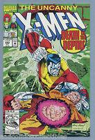 Uncanny X-Men #293 1992 Scott Lobdell Tom Raney Andy Kubert Marvel Comics