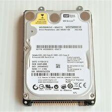 """Western Digital WD2500BEVE 250GB ATA/IDE 5400rpm 8GB Internal 2.5"""" Hard Drive"""