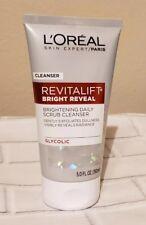 L'Oreal Paris Revitalift Bright Reveal Scrub Cleanser 5 oz ( lot of 3)