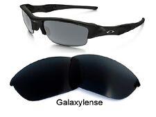 Galaxy Replacement Lenses For Oakley Half Jacket Iridium Black Polarize 100%UVAB
