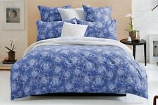 NEW 3pc SHERIDAN DOUBLE BED QUILT COVER + PILLOWCASES SET COTTON BLOHM FLORAL