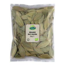 Organic Dried Bay Leaves 2kg Certified Organic