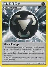 4x Pokemon Primal Clash Shield Energy - 143/160 - Uncommon Card