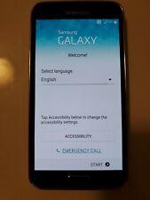 UNLOCKED Samsung Galaxy S5 SM-G900T -16GB - Charcoal Black (T-Mobile) Smartphone