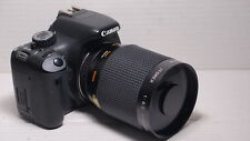 500mm lens =750mm on CANON DIGITAL 10D 70D for Wildlife Photography 100D 1100D 5
