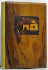100 Famous Bible Illustrations (Wood cover)...Book.Good