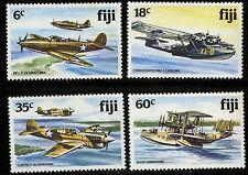 Fiji   1981   Scott # 454-457   Mint Lightly Hinged Set