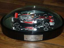Signed Lewis Hamilton 2007 Autosport Award