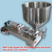 50-500ml,one head pneumatic filling machine for cream,shampoo,cosmetic,honey,oil