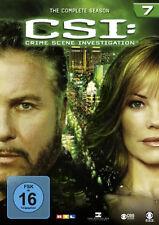 6 DVDs * CSI : LAS VEGAS  - STAFFEL / SEASON 7 # NEU OVP §