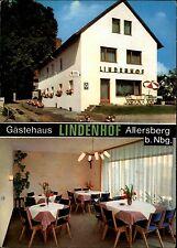 8501 ALLERSBERG b/ Nürnberg Gästehaus LINDENHOF an der Autobahn ca. 1970