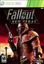 Fallout: New Vegas (Microsoft Xbox 360, 2010) New Sealed