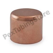 """(50) 1"""" Copper Caps"""