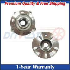 Pair: 2 New Front Wheel Hub & Bearing for a Land Rover Ranger Rover Sport