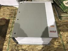 Case 580L/590L/580 590 Super L Series 2 Backhoe Service Manual & Parts Catalog