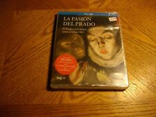 la pasion del prado bluray , dvd pal region 0