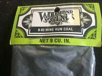 Woodland Scenics ~ New 2020 ~ Mine Run Coal ~ HO or N Scale ~ B92