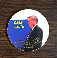1990's Courtside DEAN SMITH Disc (Pogs)  H801743