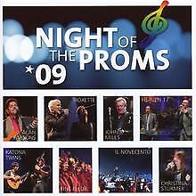 Night of the Proms 2009 von Various | CD | Zustand gut