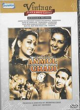 ANMOL GHADI (BLACK & WHITE) - NEW SHEMAROO BOLLYWOOD DVD