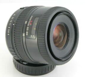 SMC Pentax-A 35-80mm macro zoom lens, f4-5.6 Pentax K mount