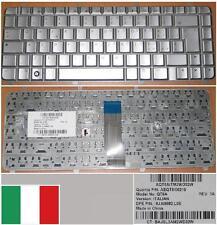 Tastiera Qwerty Italiana HP Pavillon DV5-1000 DV5 Serie QT6A 9J.N8682.L0E Grigio