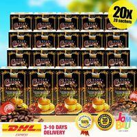 20 boxes Gano Excel Cafe 3 in 1 Coffee Ganoderma Reishi Halal DHL EXPRESS