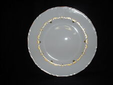 Royal Worcester - GOLD CHANTILLY - Salad Plate