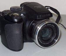 Fujifilm FinePix S Series S700 7.1 MP Digital Camera - Black