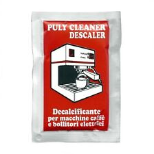 Puly Caff Cleaner Descaler Espresso Machine Cleaner 10 - 30 Gram Packets