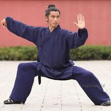 Wudang Taoist Robe Kung fu Tai chi Suit Martial arts Wing Chun Wushu Uniforms