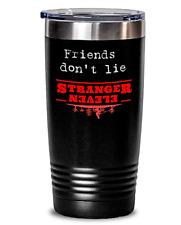 Stranger Things Tumbler. 11 Stranger Things Travel Mug. Eleven Mug.