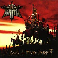 IAM-L 'école tu MICRO D' ARGENT (réédition 2015) 3 vinyl LP NEUF