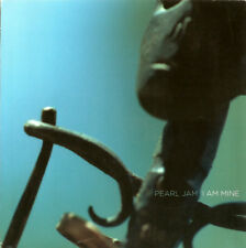 "PEARL JAM I Am Mine / Down TURQUOISE COLOR 7"" Binaural Riot Act eddie vedder LP"