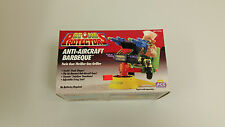 1993 Vintage Stone Protectors Anti-Aircraft Barbeque, Brand New!