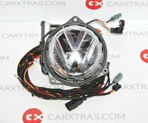 VW GOLF VII 7 SPORTWAGEN REAR VIEW CAMERA RVC LOGO EMBLEM BADGE 5G9827469