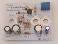 Heathkit IG-18 THD Improvement kit (with meter buffer board)