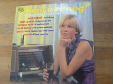 LP RECORD VINYL PHILIPS BI-AMPLI BUIZENRADIO COVER KENT U ZE NOG HOLLANDS SUCCES