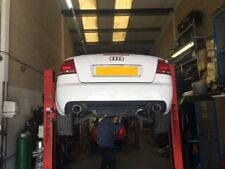 AUDI A4 CABRIOLET CUSTOM CATBACK STAINLESS STEEL EXHAUST