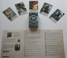 GWINT/GWENT style 76 CARDS (NEW WITCHER UNIVERSE DECK) Witcher 3 (ENG EDITION)