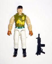 GI JOE CUTTER Vintage Figure Battle Corps Shark 9000 Driver COMPLETE C9+ v3 1993