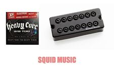 Seymour Duncan Invader 7 String Bridge Soapbar Active Mount ( 1 SET OF STRINGS )
