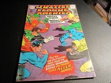 JUSTICE LEAGUE OF AMERICA #56 JUSTICE LEAGUE VS. JUSTICE SOCIETY !!!