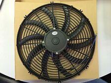 "Universal Condenser Electric Fan 16"", 12V"