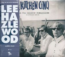 THE KITCHEN CINQ - WHEN THE RAINBOW DISAPPEARS 65-68 LHI ANTHOL POP ROCK SLD CD