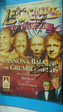 More details for cannon & ball signed blackpool grand theatre  programme 2005  + bonus   rare