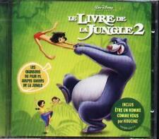 Disney - LE LIVRE DE LA JUNGLE 2 Soundtrack - NEW CD