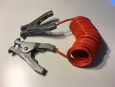 Reb Double ended Ground Clamp Your choice of 2 types