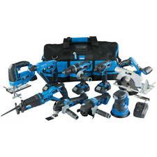 Draper 17763 Storm Force  20V  9 Machine Cordless Kit (14 Piece)